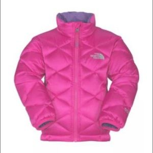 The North Face Girl's Toddler Aconcagua Jacket